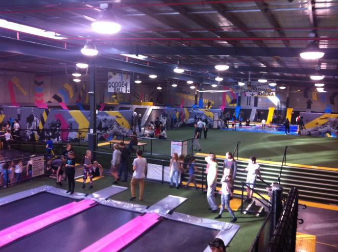 Bounce inc, trampoline, fun times