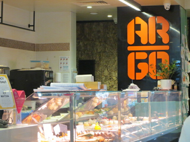 Breakfast at Argo on The Parade, Adelaide