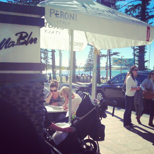 Breakfast, Stella Blu, Dee Why Beach