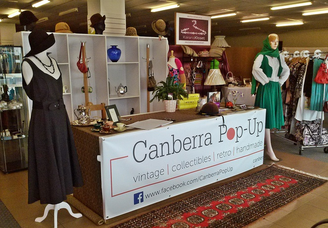 canberra pop up traders, fyshwick, op shops, canberra, ACT, second hand, vintage, retro, op shops,