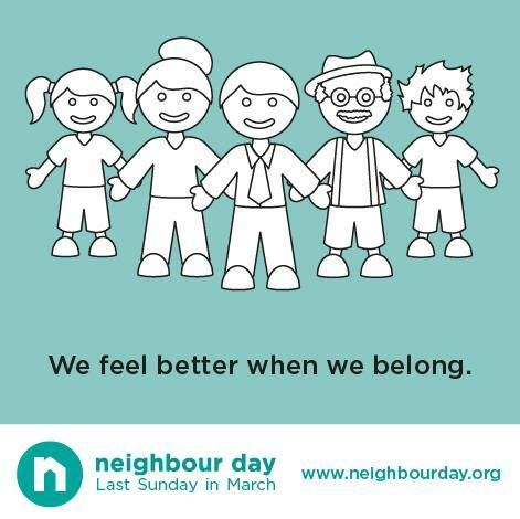 Celebrate Neighbour Day in Canberra