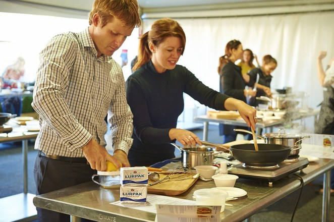 Cookery Class, Taste of Melbourne, Albert Park, Foodies, Restaurant
