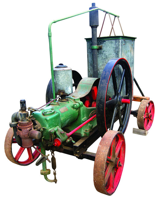 Discover Wheezing Workhorses at the South West Rail and Heritage Centre. Tangye Engine: This machine was used at the historic BBidecud Winery in Boyanup. The Tangye pumped water from the Preston Rover to irrigate the vineyard.