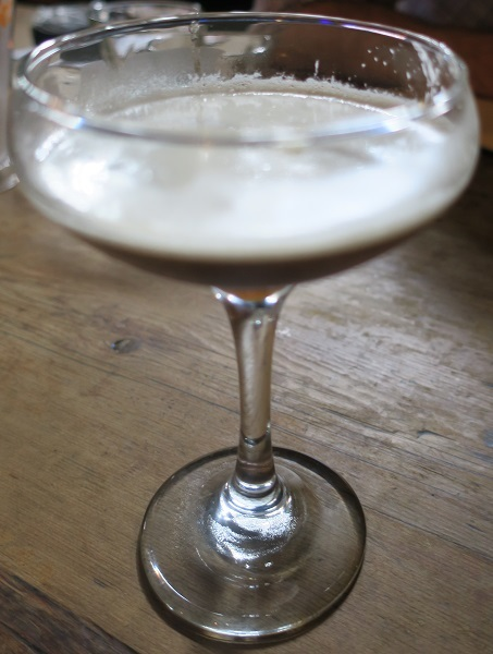 espresso martini, fair, quinoa, vodka, cafe liqueur, coffee cocktail, may cross