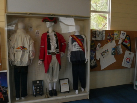 Expo 88, Caboolture Historical Village,