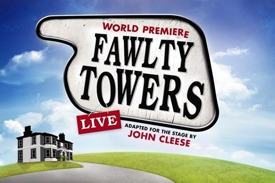 Fawlty Towers – Live On Stage, John Cleese, Basil Fawlty, wife Sybil, the maid Polly, waiter Manuel, Fawlty Towers Stage Play, Fawlty Towers Stage Show, Fawlty Towers Tour, Comedy