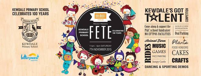 Fetes and fairs 2015