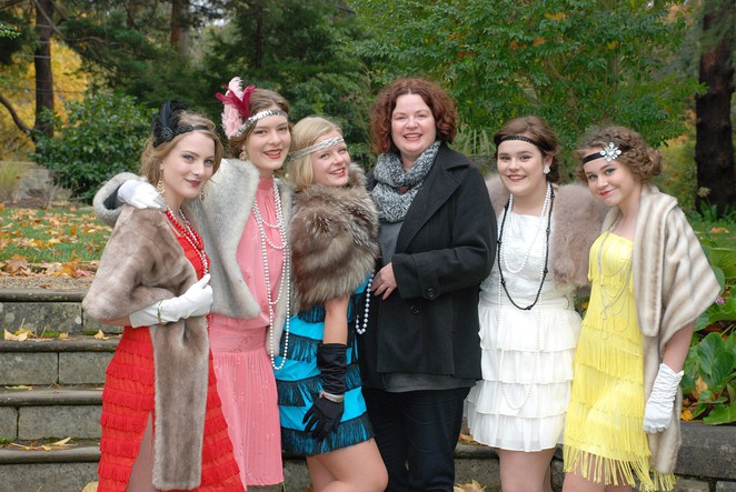 Flappers, A Roaring 20's Musical, Hills Youth Theatre