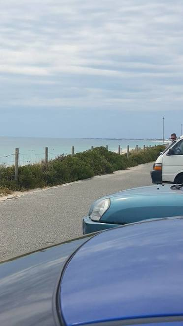 Floreat,beach,from,car,park