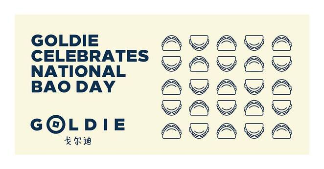 goldie celebrates national bao day 2019, free bao in celebration of national bao day 2019, community event, fun things to do, chinese food, eatery, goldie asian canteen and brews, goldie asian canteen and brews melbourne, free bao, free entry, asian cuisine