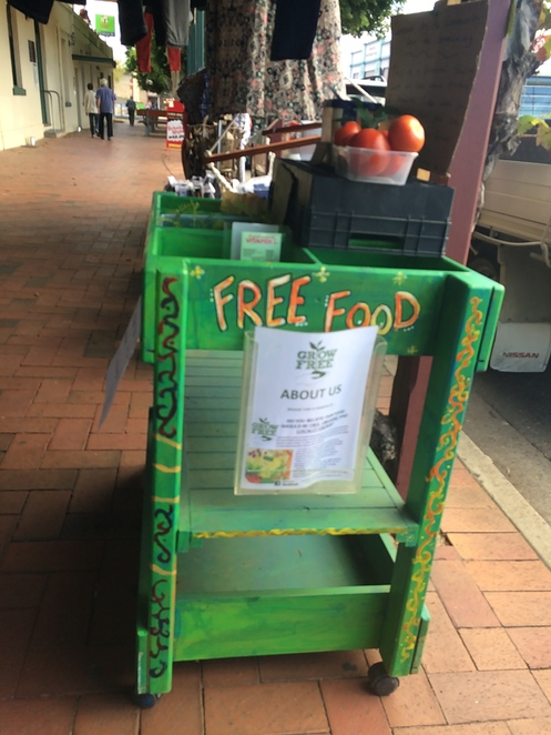 Goolwa Grow Free Cart