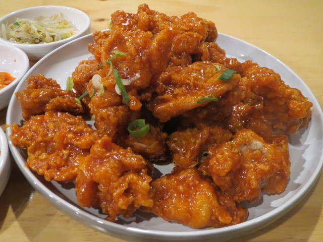 Han Cook, Welland, Spicy Korean Fried Chicken, Adelaide