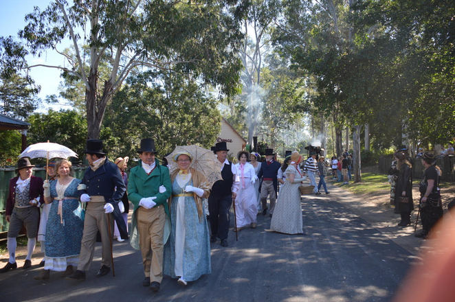 History, museum, old petrie town, Historical village,