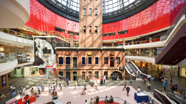 Melbourne Central Shopping