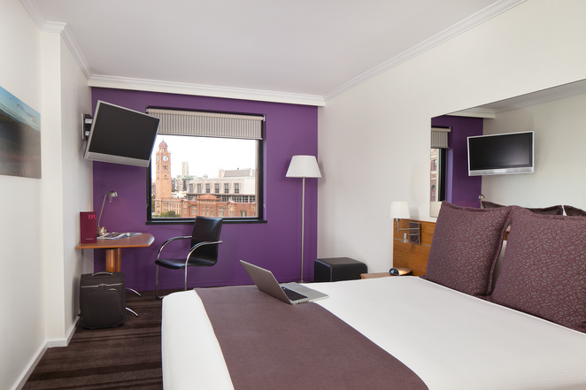 mercure sydney, mercure privilege room, mercure room, mercure sydney room