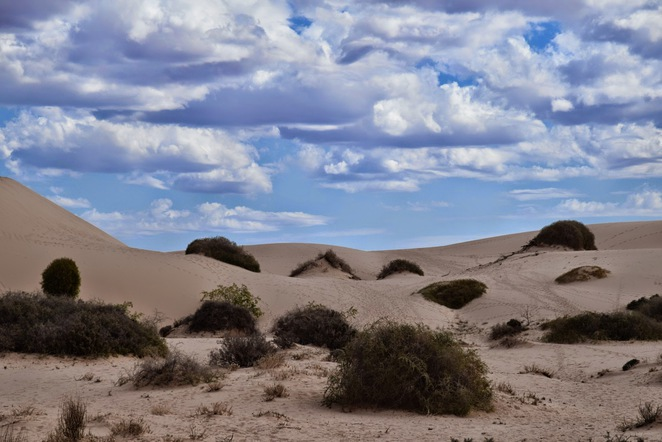 Lake Mungo National Park, Mungo, Zanci, Red Top Tank, Allen's Plain Hut, Lunette, Walls of China