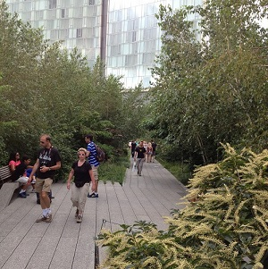 New York, The Highline, Chelsea Markets, Meatpacking District