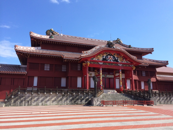 okinawa, japan, shuri castle, historical site, UNESCO