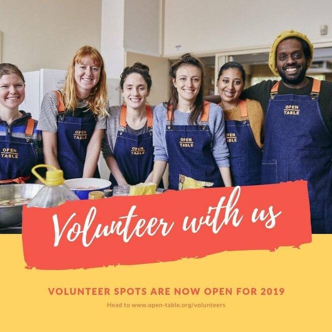 open table, free lunches, community feasts, neighbourhood meals, strong communities, surplus food, vegetarian, vegan, halal options, yara libraries , bargoonga nganjin, north fitzroy library, community event, fun things to do, eating with neighbours