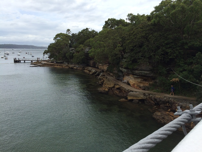 Parsley Bay Wharf
