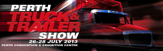 Perth's Truck and Trailer show