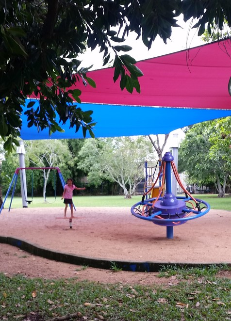 playground, Nightcliff, Nightcliff Darwin, Darwin, free children activities, free, outdoor, Bill Bell Park playground