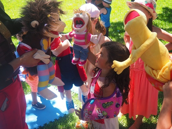 Puppet Show Party