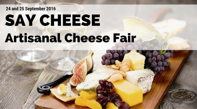 Say Cheese Artisanal Cheese Fair