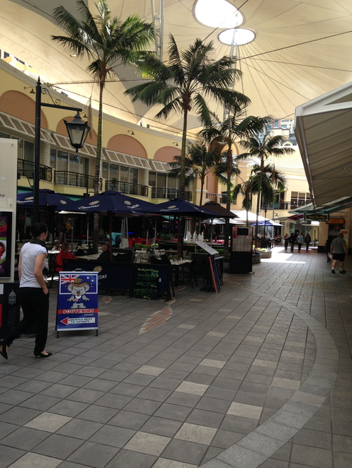 shopping centres gold coast, pacific fair shopping centre