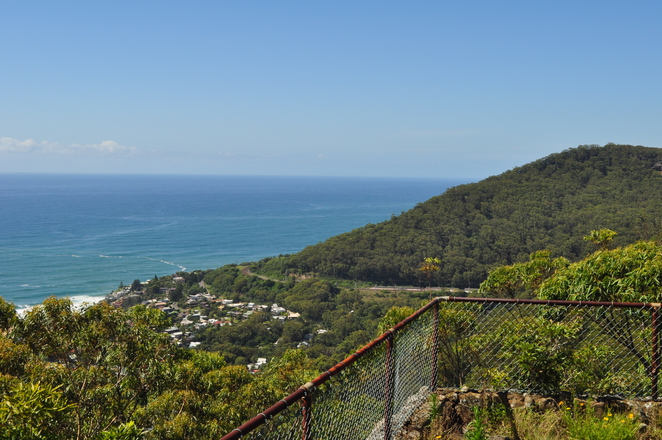 stanwell tops lookout