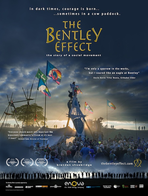 the bentley effect, tff, transitions film festival 2017, movie review, documentary, community event, fun things to do, people power, new farm cinemas, brendan shoebridge, gas industry, northern rivers shire, activists, gas invasion, public opposition, drew hutton, lock the gate alliance, smiling dragonfly productions,