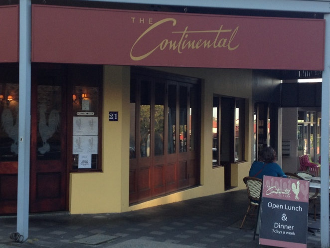 The Continental Cafe