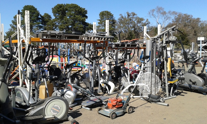 The Green Shed, Symonston, Canberra, 2nd hand, second hand, ACT, Canberra