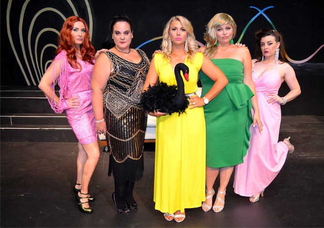 The Real Housewives of Perth, Limelight Theatre, musical, play, performing arts, reality TV, comedy