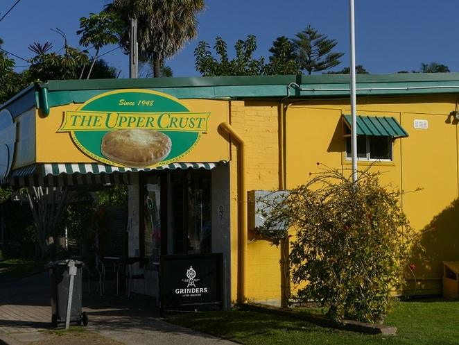 Uppercrust Pie Shop Collaroy Northern Beaches Sydney NSW