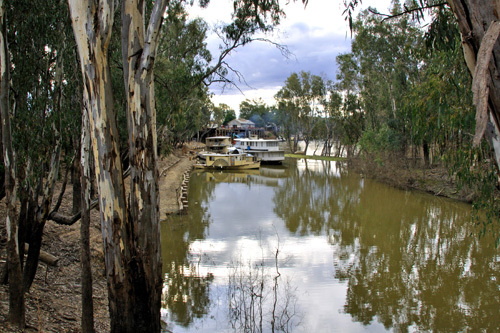 Victoria Echuca Murray River Paddle-steamers Music Jazz Festival Festivals