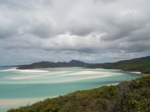 whitsundays, hill inlet, whitehaven beach, whitsunday island