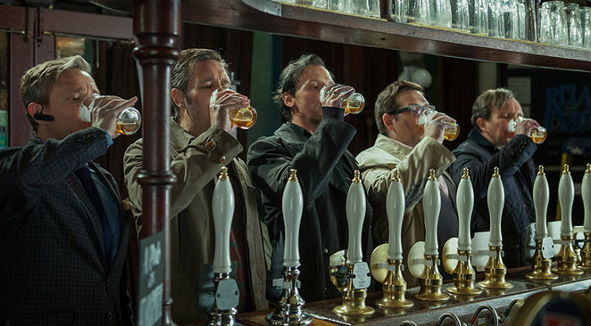 World's End Edgar Wright Simon Pegg