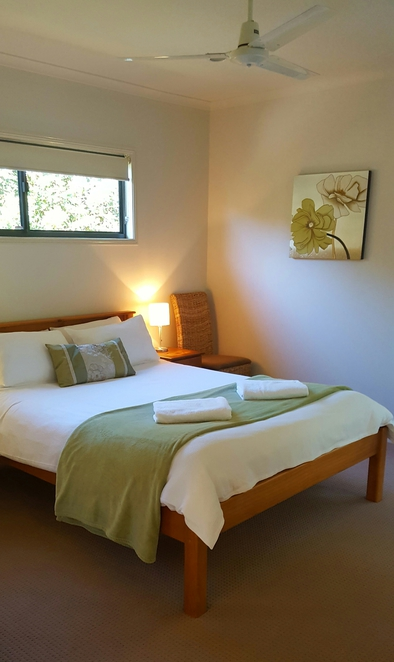 Accommodation, relaxation, comfort