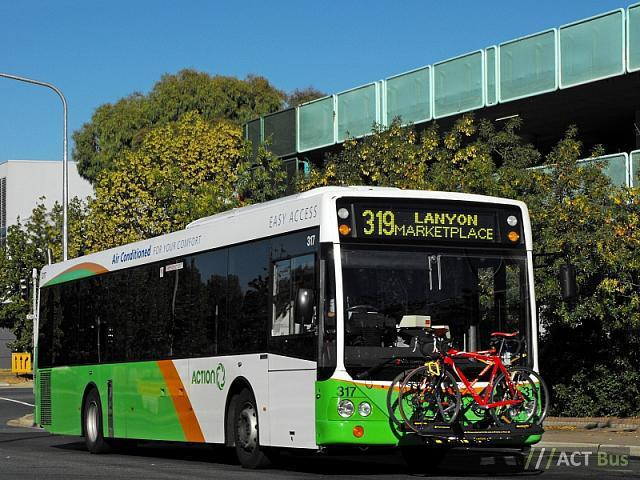 action bus, bike riding, canberra, ACT, bike riding, bike transportation,