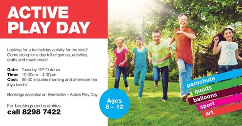 active play day