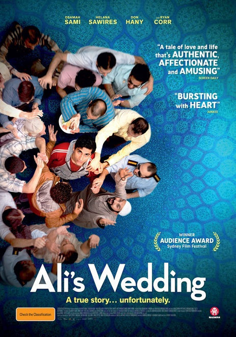 Ali's Wedding, Ali's Wedding film, Ali's Wedding film review, Ali's Wedding movie review, film reviews, movie reviews, Australian films, new releases