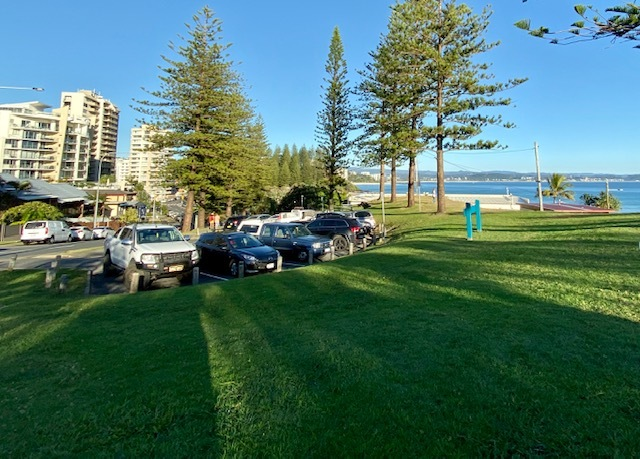 Apex Park's location, views, and facilities make it an ideal base for families enjoying a day out on the Gold Coast