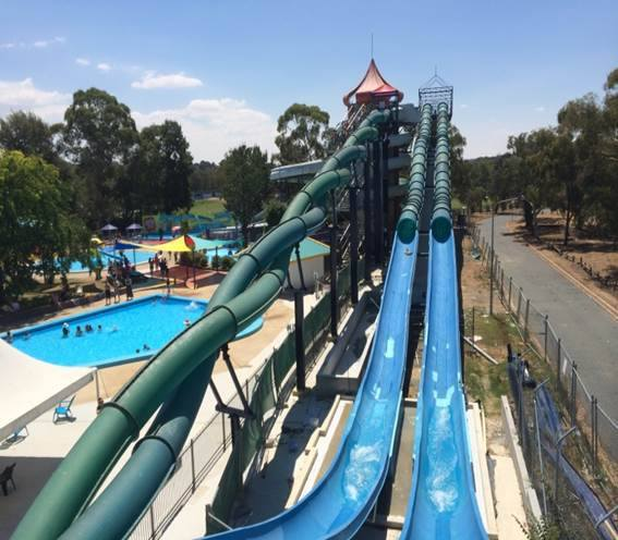 Canberra 39 S Swimming Pools Canberra