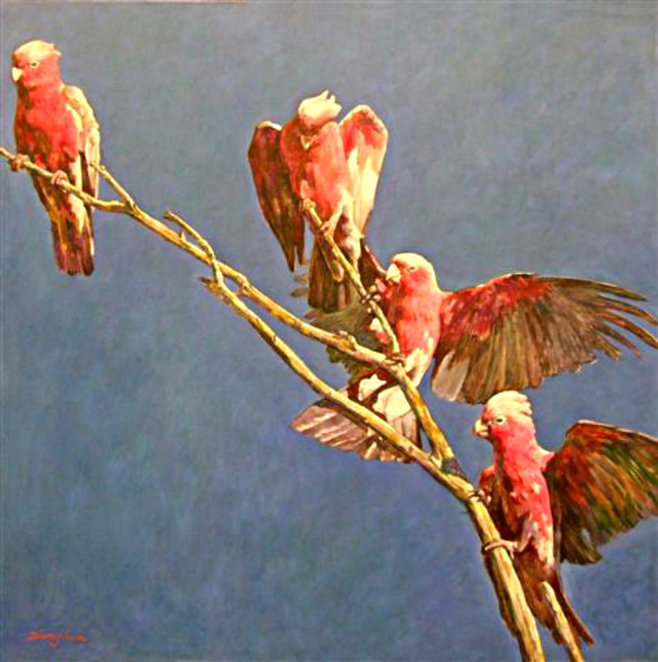 box hill art group, 62nd annual exhibition, painting, art, drawing, printing, artists, art tours, oil and pastel artist, regina hona, box hill art group