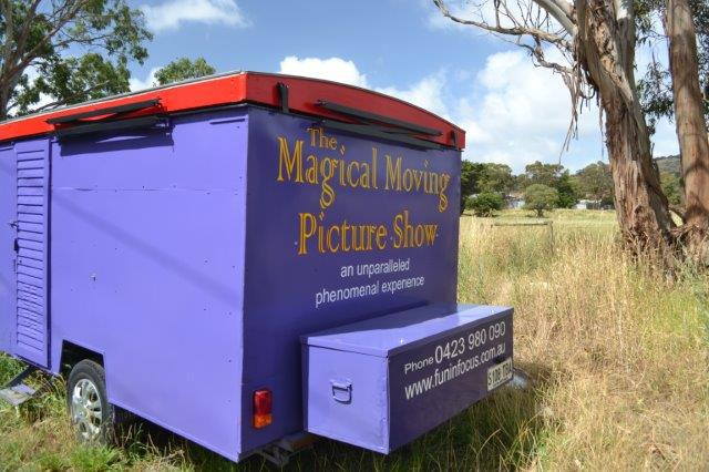 The Magical Moving Picture Show