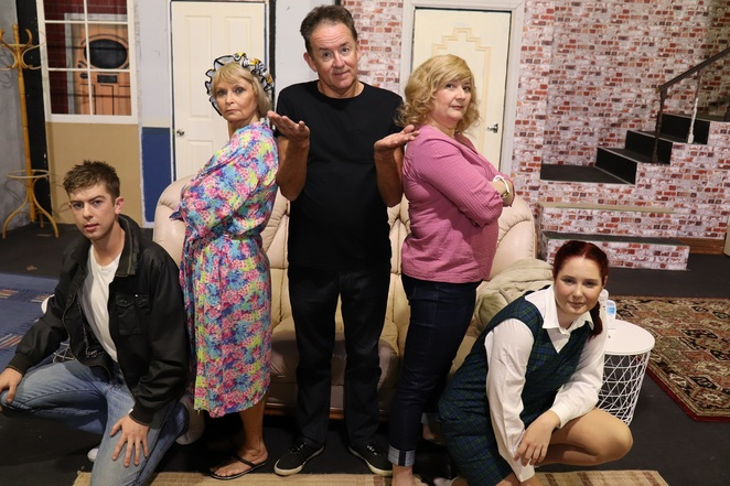 Caught in the Net, Limelight Theatre, Run For Your Wife, comedy, Ray Cooney, performing arts, farce, humour, bigamy