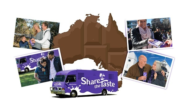 chocolate, cadbury, dairy milk, RV, purple van