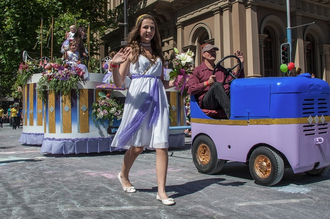 christmas, carols, pageant, christmas pageant, santa, free, adelaide, sa, children, floats