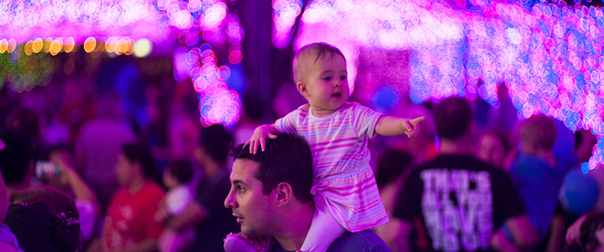 christmas in glebe park, canberra, ACT, 2017, kids, families, christmas events, ACT,
